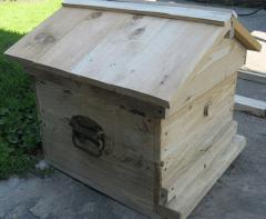Как сделать улей для пчел.
