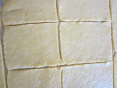 Как приготовить печенье с ревенем - рецепт, фото