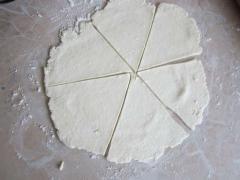 Рулетики с ревенем, как приготовить из творожного теста - рецепт, фото