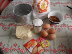 Кекс с изюмом, как приготовить - рецепт с фото