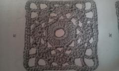 Вязание наволочки крючком