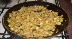 Салат из баклажанов (Загадочный)