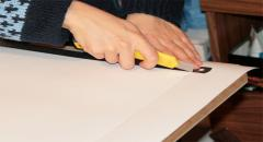 Как сделать паспарту своими руками