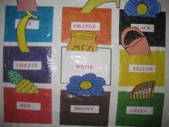 Детская развивающая игра из бумаги