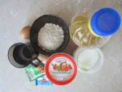 Пирожки с повидлом, как приготовить в духовке - рецепт, фото