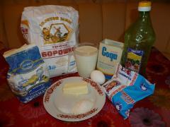 Американские блинчики на молоке - рецепт, фото