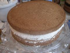 Торт Мечта - рецепт, фото