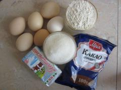 Как приготовить в мультиварке торт с белковым кремом и шоколадной глазурью