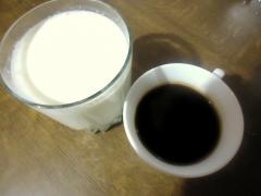 Кофейная ванна с молоком