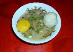 Котлеты по Министерски - рецепт приготовления с фото