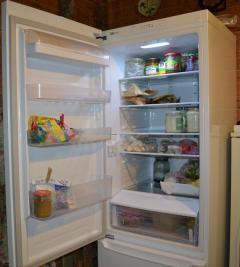 Холодильник Samsung RL48RSBSW