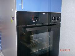 Встраиваемый духовой шкаф ZANUSSI ZLB 331 N